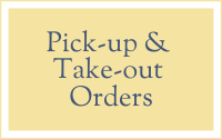 Pickup and Delivery Menu