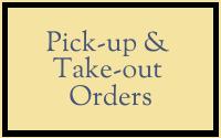 Pick-up and Take-out Menu